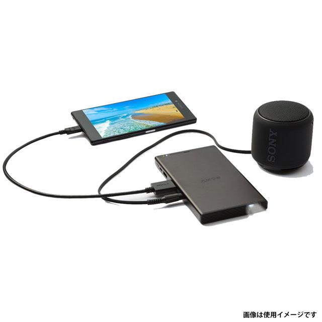 モバイルプロジェクター MP-CD1 スマホとスピーカーに接続