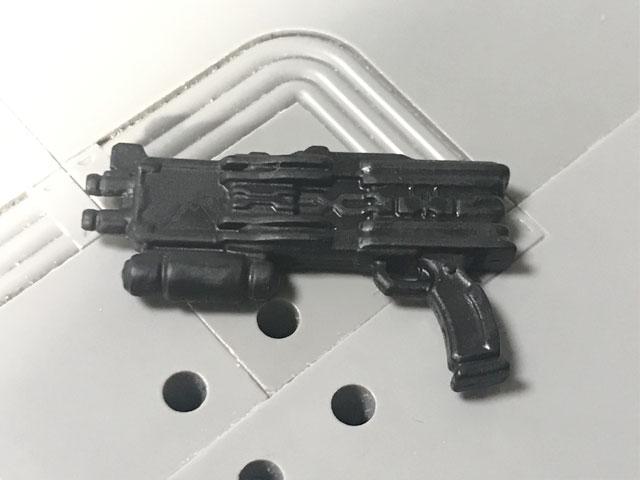 SHODO-X仮面ライダー2の3 仮面ライダーディエンド 銃のアップ