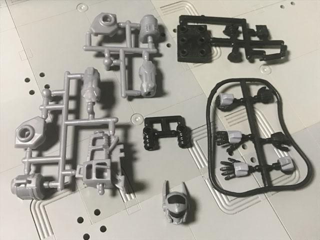SHODO-X仮面ライダー2の6 拡張セット 更に開封