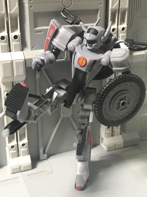 SHODO-X仮面ライダー2 オートバジン バトルモード キック