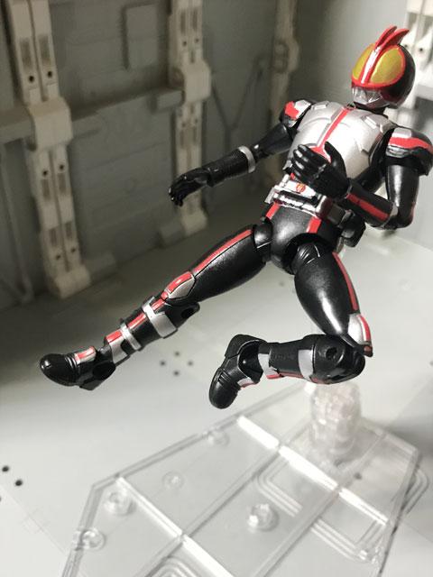 SHODO-X仮面ライダー2の1 仮面ライダーファイズ クリムゾンスマッシュ