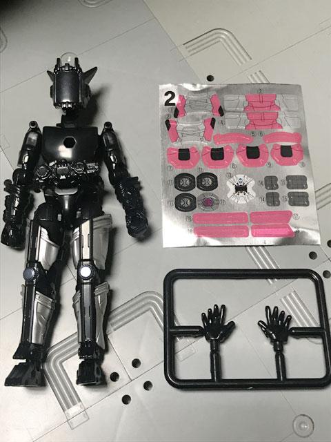 装動 仮面ライダージオウ RIDE5の2 開封