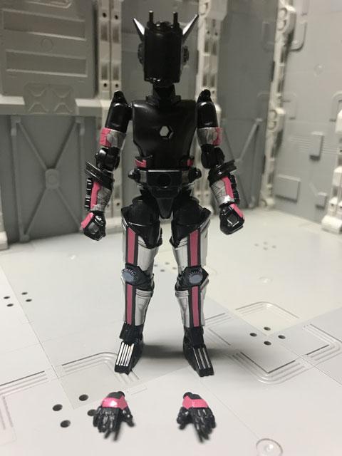 装動 仮面ライダージオウ RIDE5の2 完成