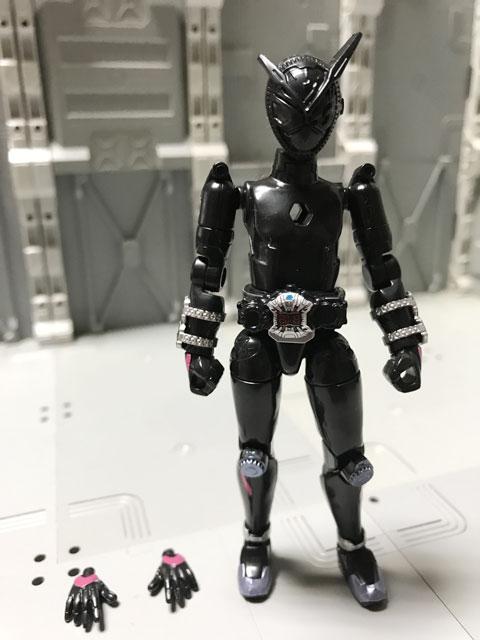 装動 仮面ライダージオウ RIDE5の5 完成